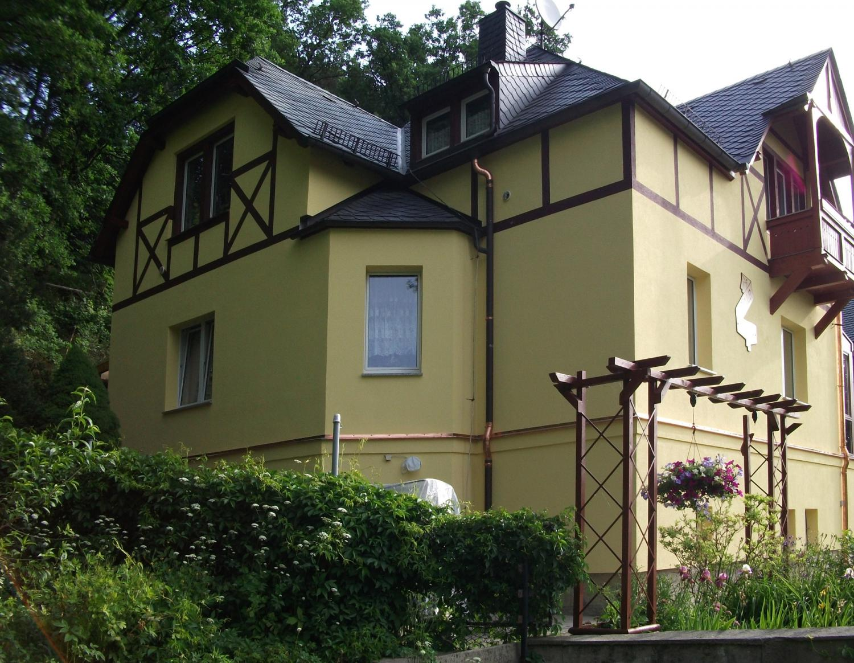 Fassadensanierung: Wärmedämmung, Außenputz