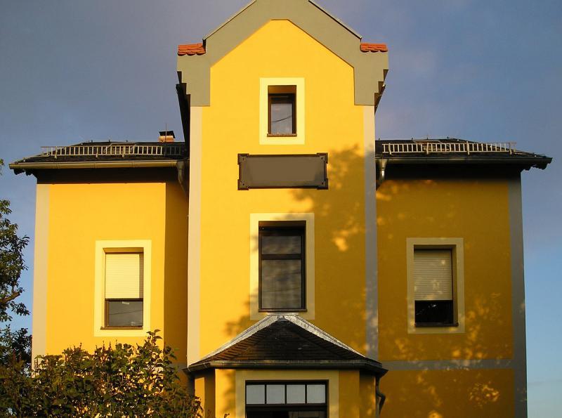 Fassadenputz - Wärmedämmung