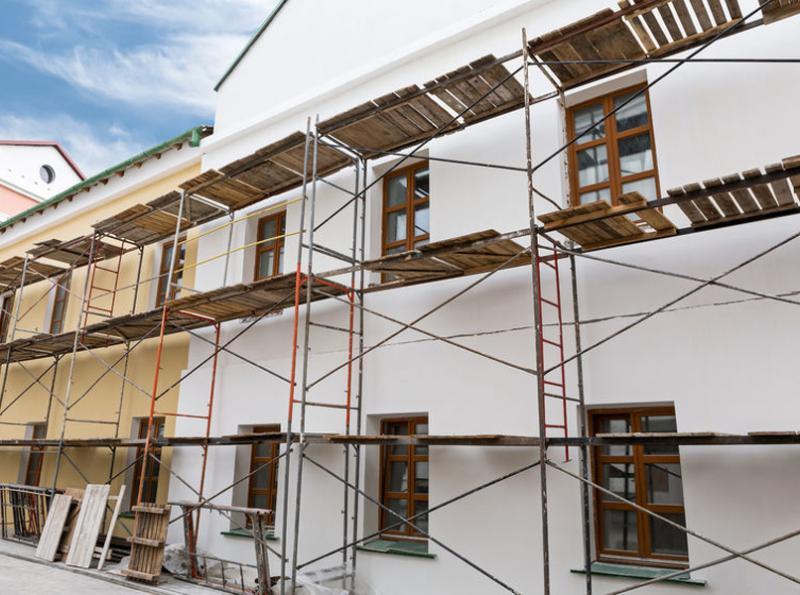 Sanierung - Rekonstruktion