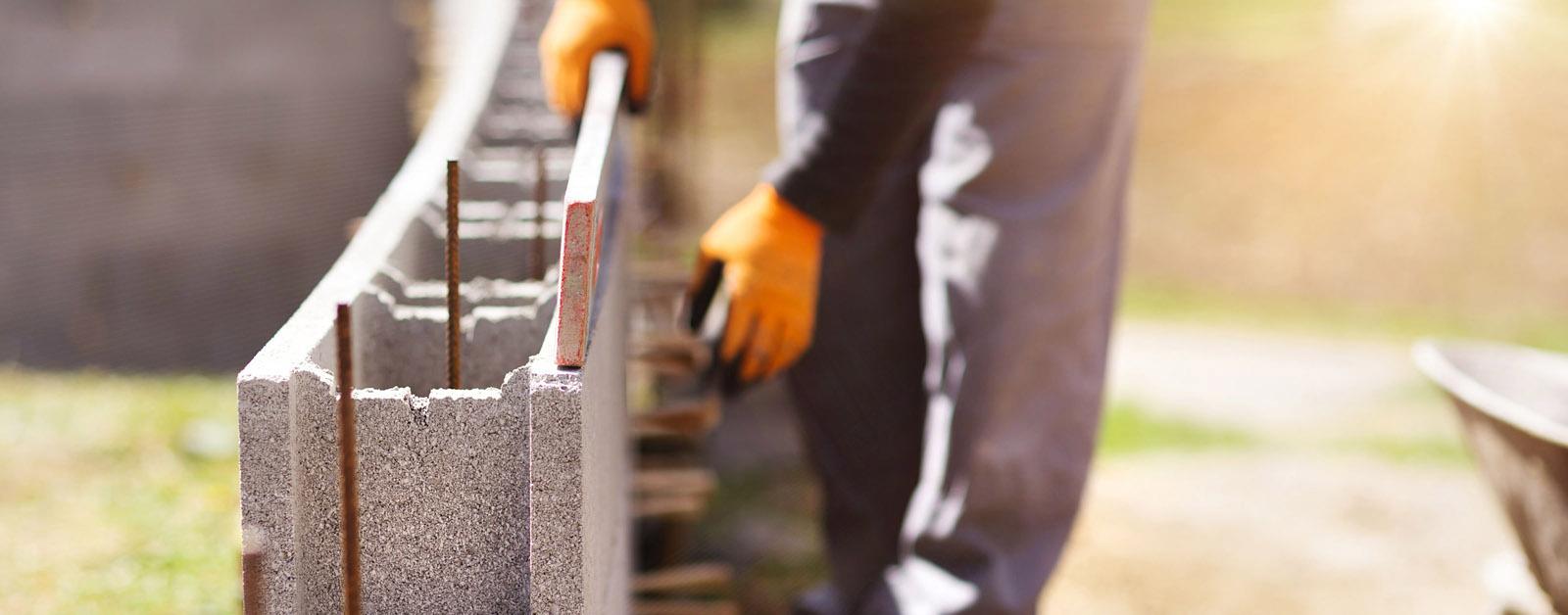 Durchführung aller Arten von Maurer-, Beton- und utzarbeiten
